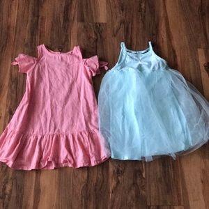 Crazy 8 4t dresses
